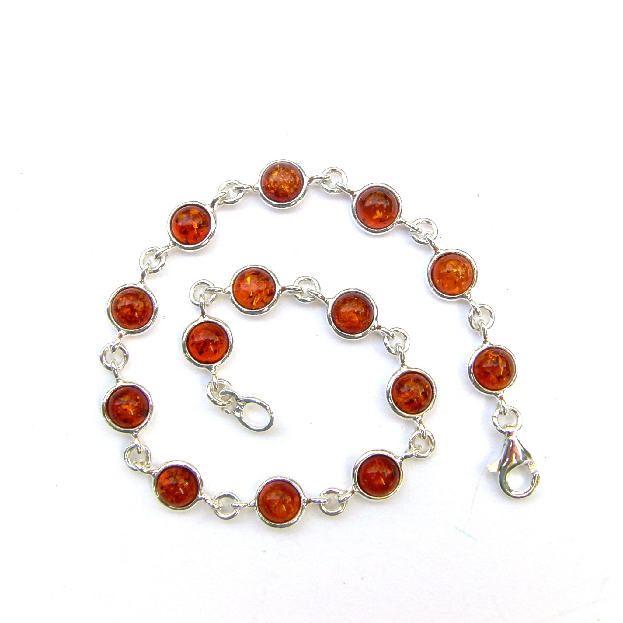 Beautiful Dainty Amber Bracelet