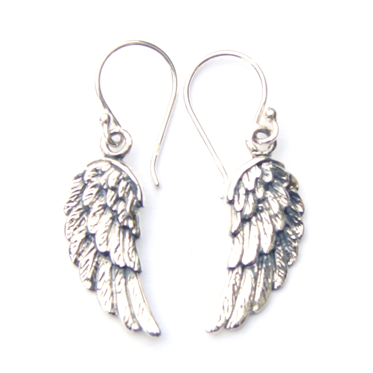 Beautiful Angel Wing Earrings