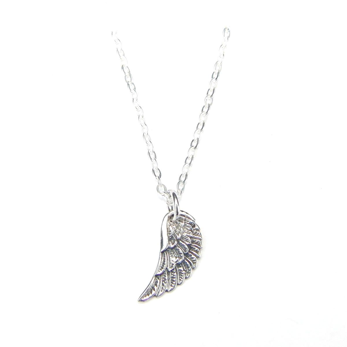 Dainty Angel Wing Necklace