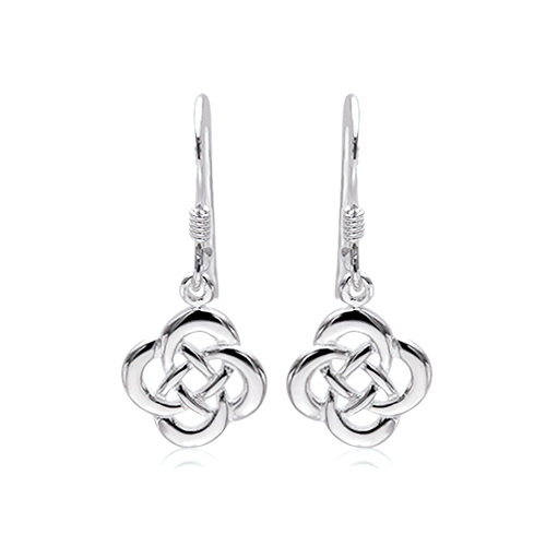 Beautiful Celtic Circles Earrings