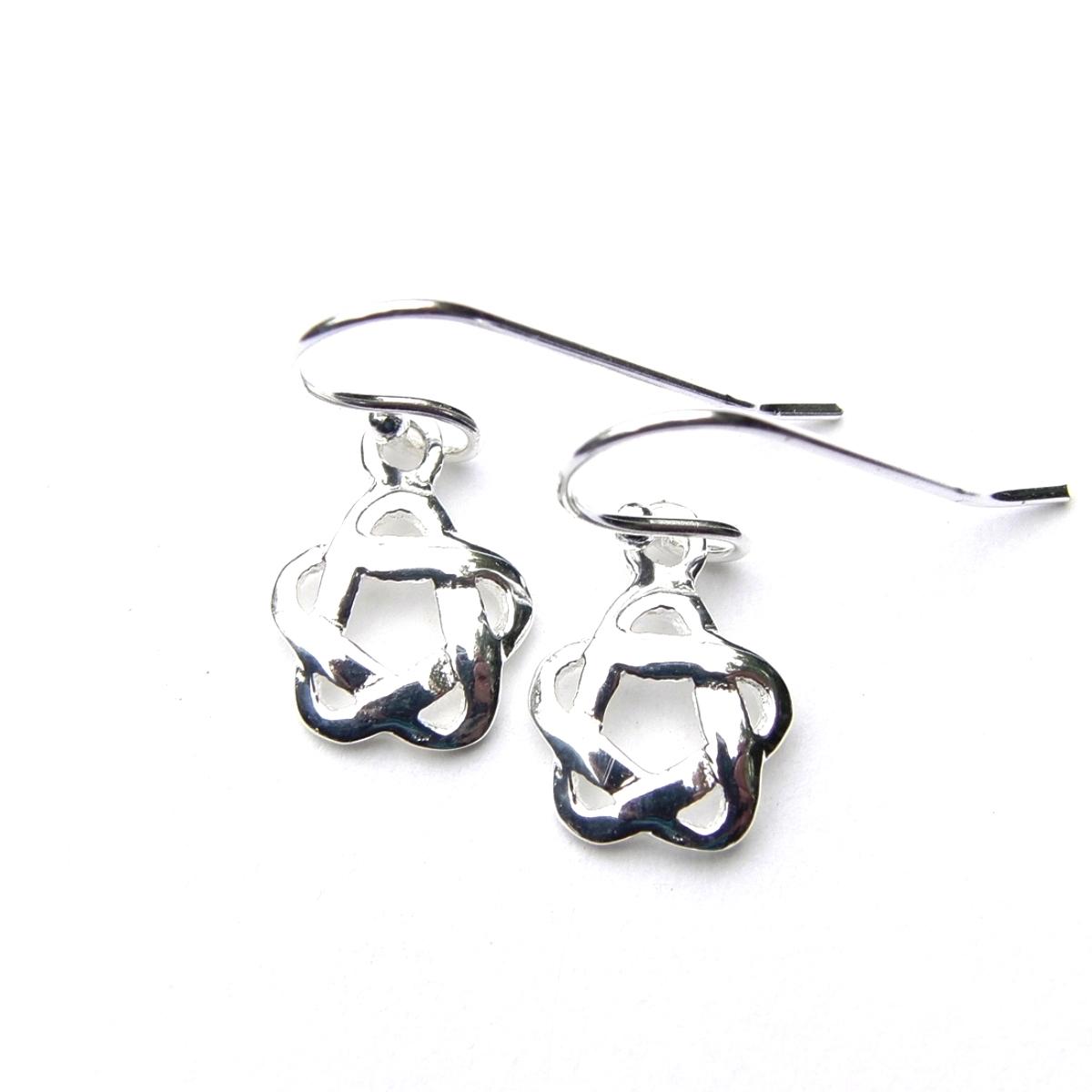Dainty Celtic Earrings