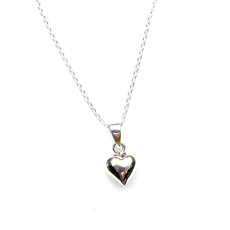 Lovely Dainty Heart Necklace