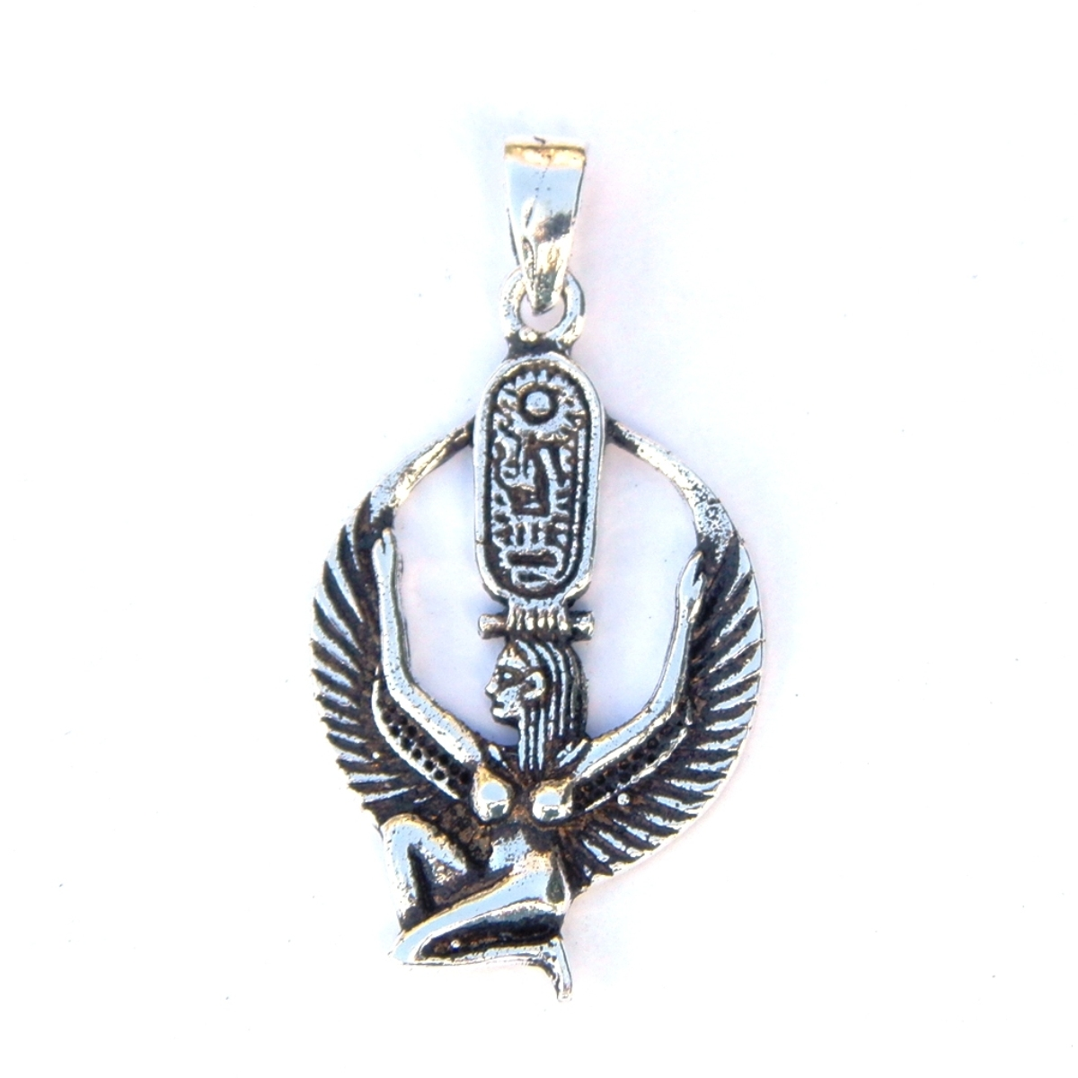Lovely Isis Pendant.