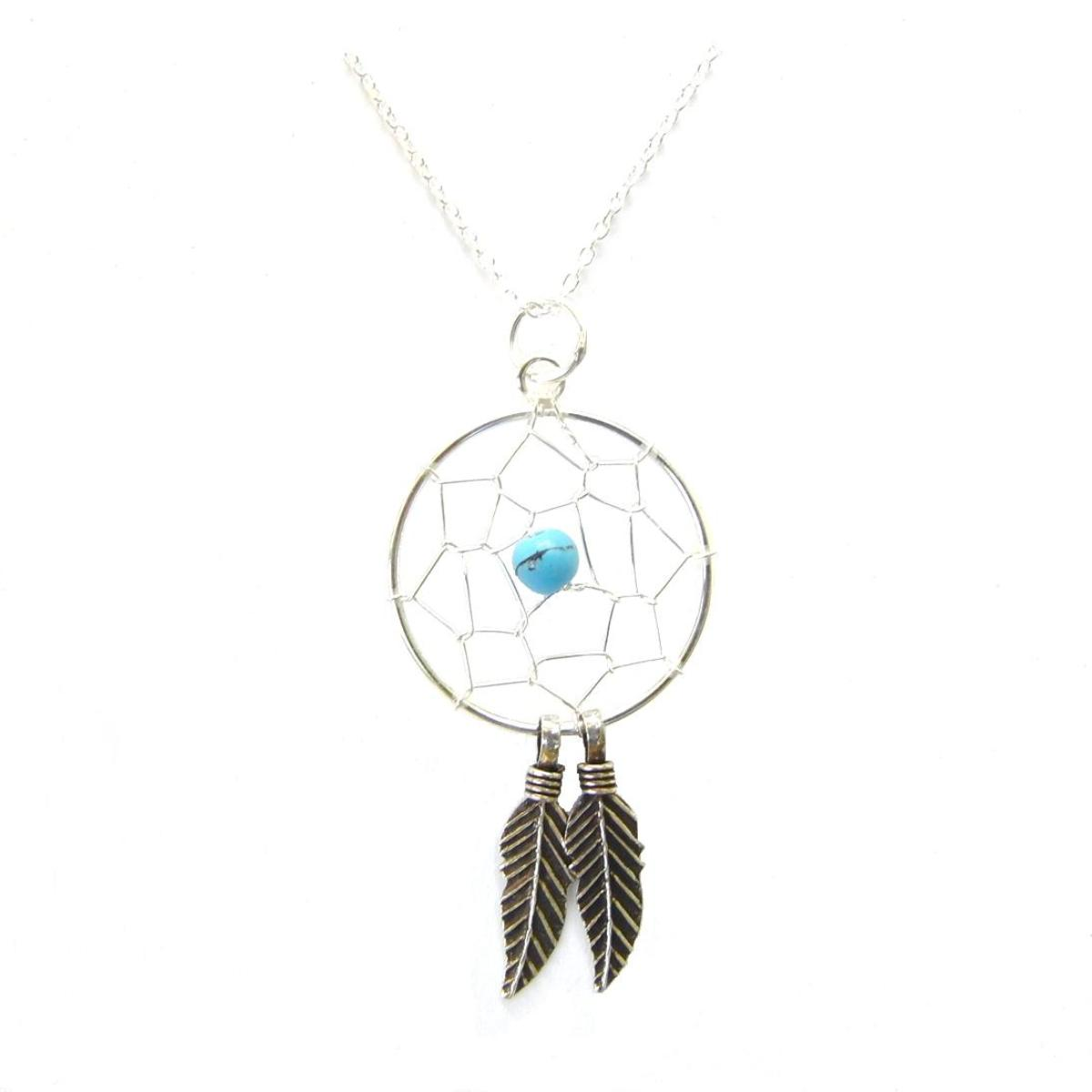 Medium Dreamcatcher Necklace