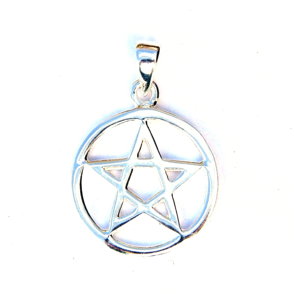 Medium Pentagram Pendant.