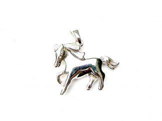 Beautiful Dainty Horse Pendant