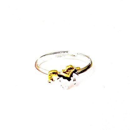 Adjustable Child's Unicorn Ring